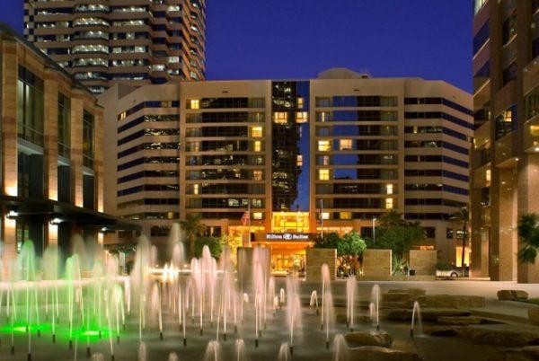 Hilton Suites Phoenix